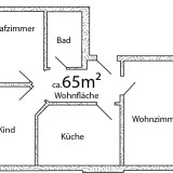 Chemnitz Gießerstraße 3 Raumwohnung